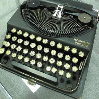 German-typewriter