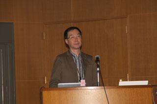 Kazuhiro Sato (IPSR, Okayama University)