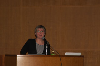 Ute C. Vothknecht (LMU Munich, Germany)