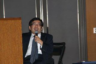 「ビッグデータ時代のゲノム情報解析」  中井謙太 博士  東京大学 医科学研究所 教授