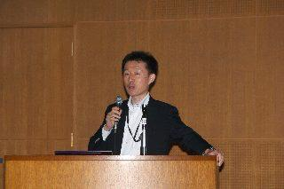 「ビックデータのための健康・医療情報プラットホーム」  桜田一洋 博士  (ソニーコンピューターサイエンス研究所 シニアーリサーチャー